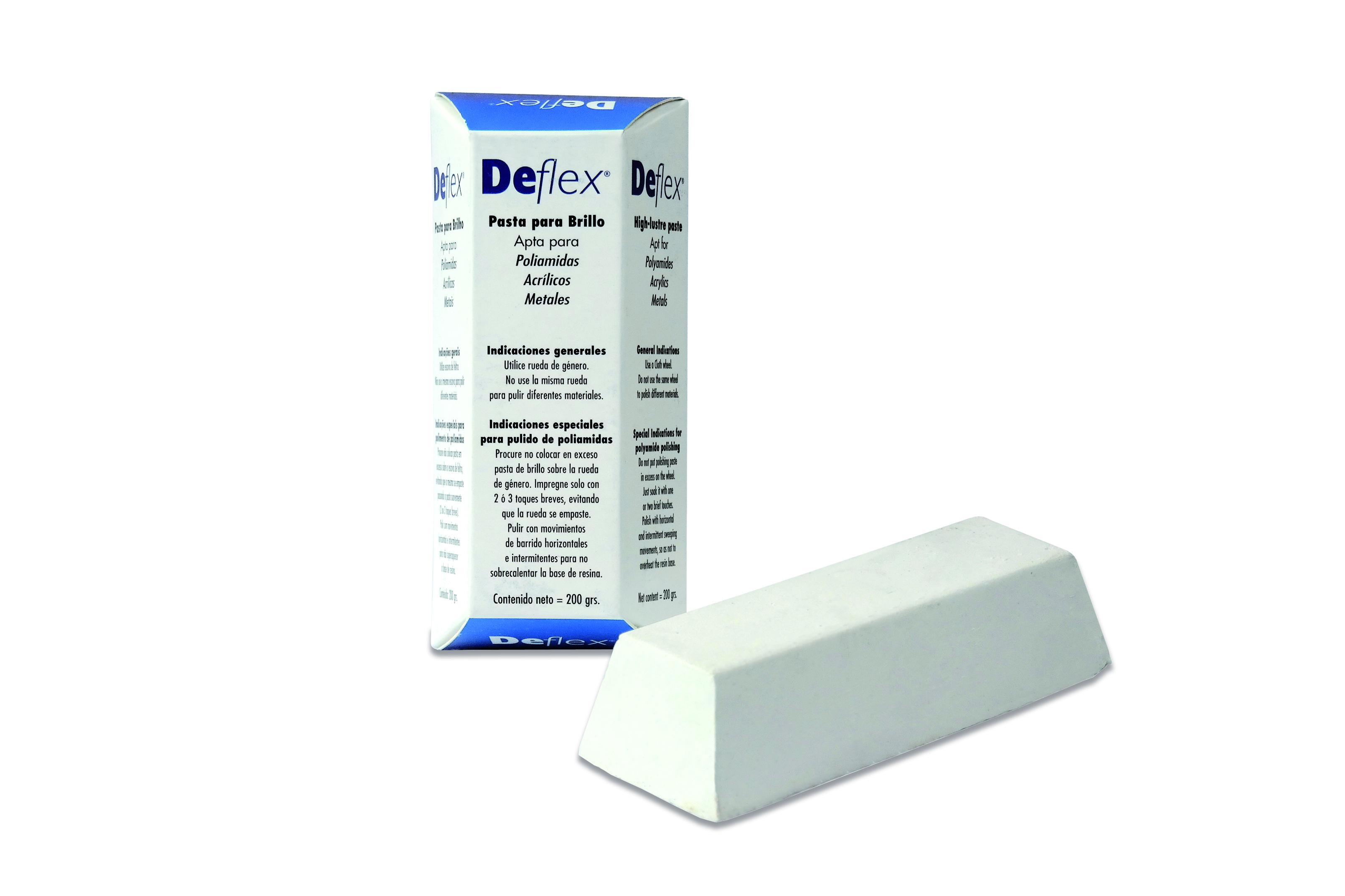 Pasta diamantata Deflex