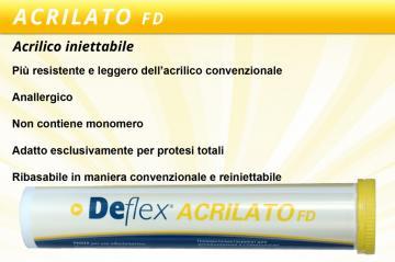 CARTUCCE DEFLEX ACRILATO